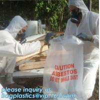 Buy cheap BIOHAZARD AUTOCLAVABLE,ASBESTOS, MEDICAL WASTE DISPOSAL SACKS, PATIENT BELONGING,SPECIMEN SAMPLING B product