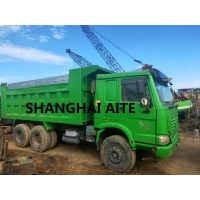 Buy cheap USED HOWO TRUCK TIPPER FOR SALE product