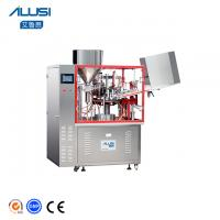 Buy cheap Automatic Cream Plastic Tube Filling Sealing Machine for Cosmetic product