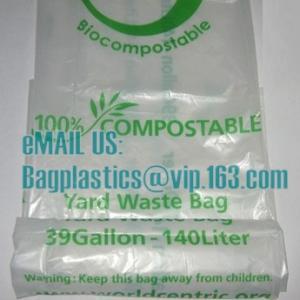 Buy cheap 100% COMPOSTABLE BAG, 100% BIODEGRADABLE SACKS, D2W BAGS, EPI BAGS, DEGRADBALE BAGS, BIO BAGS, GREEN product
