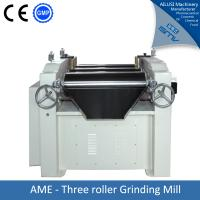 Buy cheap Lipstick Three-Roller Grinding Mill, 3-Roller Mill, Triple Roll Grinding Mills with CE certificate product