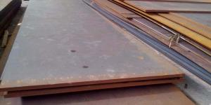 Buy cheap GB/T Q295NH/ Q355NH Weathering Steel Sheet With Atmospheric Corrosion Resistant product