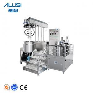 Buy cheap Ailusi Cosmetic Cream Vaccum Emulsifier Homogenizer Mixer product