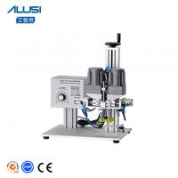 Buy cheap Lid Capping Machine Semi Automatic, Bottle Capping Machine product
