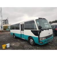 Buy cheap Japan Brand price Used LHD coaster bus used Luxury coach bus for sale second hand diesel/petrol car hot sale product