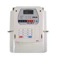 Buy cheap Indonesia, Egypt, Middle East, Africa compliant Prepayment Gas Meter ,  STS  gas meter Diaphragm Type product