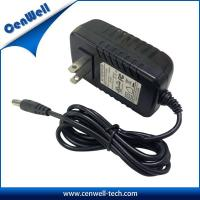 Buy cheap 12v 2.5a us plug ul approved ac adapter product