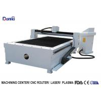 Buy cheap Huayuan Power Supply CNC Plasma Metal Cutting Machine With Table 1500mm * 3000mm product