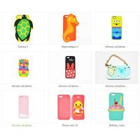 Buy cheap Non Toxic Advertising Promotional Gifts Cell Phone Case Liquid Silicone Material product