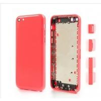 Buy cheap Pink Housing Faceplates with Side Buttons for iPhone 5C,wholesale factory outlet product