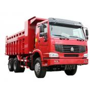 China  SINOTRUK tipper truck HOWO tipper 6x4 ZZ3257N4147W  for sale