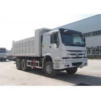 Buy cheap U Shape 30 Ton Dump Truck Trailer 10 Wheeler HOWO 6x4 Dump Truck 18M3 20M3 product