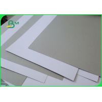 China Green And Recyclable FSC Clay Coated Paper, Coated Duplex Paper For Packing on sale