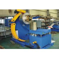 Buy cheap 12 Ton Hydraulic Cutting Z / C Channel Purlin Roll Forming Machine With 17 Forming Station product