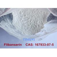 Buy cheap Pharmaceutical Raw Materials Sex Enhancing Drugs Flibanserin CAS 167933-07-5 Female Libido Enhancer product