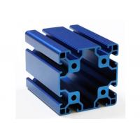 Buy cheap 80 * 80 Industrial Aluminium Profile Assembly Line For Office Partition / Machinery product
