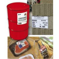Buy cheap adhesive PVC label product