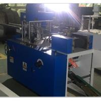 Buy cheap Folding Equipment Paper Napkin Making Machine Automatic Electrical Counting from wholesalers