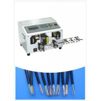 Buy cheap Automatic Type Wire Cutting And Stripping Machine 0.1-9999MM Cut Length 220V/110V product