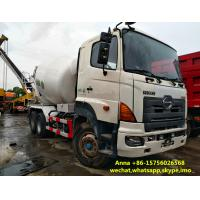 Buy cheap Original Japan Used Cement Mixer Truck 8375 * 2496 * 3950 Mm SGS Approved product
