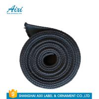 Buy cheap Black Fabric Casual Belt 100% Woven Printing Cotton Webbing Straps product