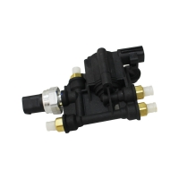 Buy cheap ISO9001 Air Suspension Valve Block For Range Rover L322 Sport Land Rover Discovery III IV product
