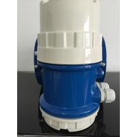 High Temperature 1.6Mpa PTFE Electromagnetic Flow Meter Anti Interference