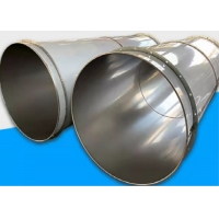 Buy cheap 100m 304SS Weld Duct Seam Specialised Pipe And Fittings / Exhaust Pipe Fitting product