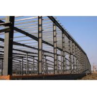 Industrial Steel Buildings Components Fabrication For Waste Transfer Stations