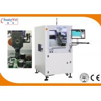 Buy cheap Double Nozzle PCBA Conformal Coating Machine With 0.02mm Precision product