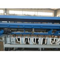 Quality 3 - 5mm Wire Construction Mesh Welding Machine High Speed Production And Strong for sale