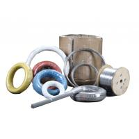 Quality 0.8mm 1.6 Mm Stainless Steel Wire Soap Coated Spring Type Custom Hard Temper for sale