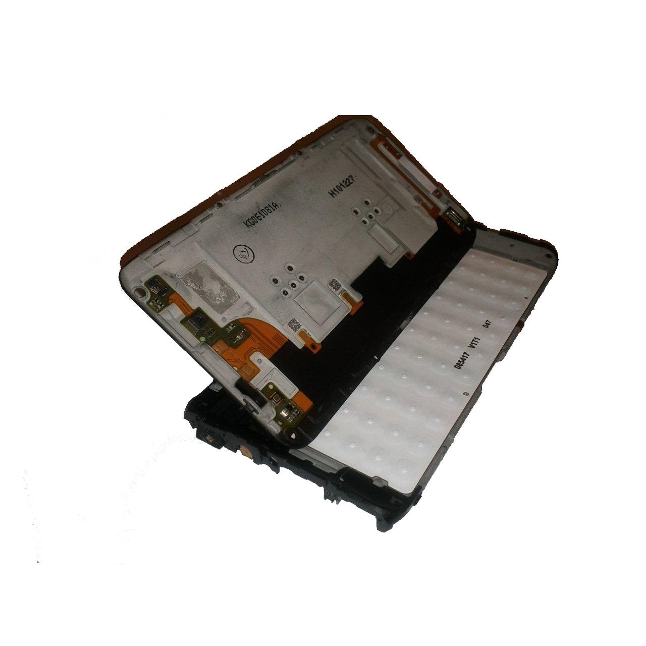 Buy cheap NOKIA E7 MIDDLE HOUSING WITH KEYPAD BOARD AND CAMERA FLEX CABLE product