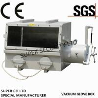 Buy cheap Vacuum Glove Box/ Bench top stainless glove box for material science,chemistry use from wholesalers
