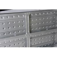 Buy cheap Baker Steel Scaffolding Weights Deck Walking Board, Pre-galvanized Steel Plank product