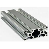 China Construction Stock Aluminum Extrusion Profiles, 6005a Extruded Aluminium Channel on sale