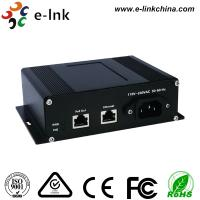 Buy cheap Industrial Gigabit Power Over Ethernet Injector with AC Power Input from wholesalers