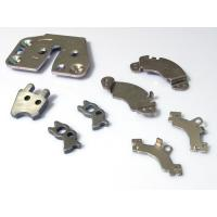 Buy cheap Precision Sheet Metal Automotive Stamping Parts , Customized OEM Stamping from wholesalers