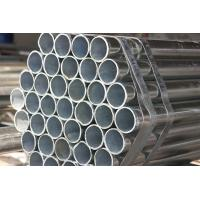 Buy cheap SGS A53 Anti Corrosion Galvanized Steel Pipe For Mirror Culvert Hot Rolled  1800mm product