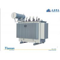 Buy cheap 10 - 35 kv Oil Immersed Distribution Transformer 20 KV Three Phase Copper Winding product