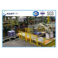 Buy cheap Unit Load Conveyor Automatic Storage Retrieval System Robot Palletizing For Cartons product