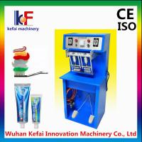 China cream tube sealing machine on sale
