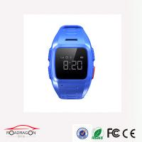 Buy cheap TK -5W Wrist Watch GPS Tracker with Memory Card Suppport Google Map Tracking product