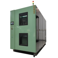Buy cheap AC220V AC380V Two Box Environmental Test Chamber 100L from wholesalers