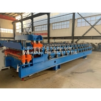Buy cheap High Speed Double Layer Roll Forming Machine 380V 50Hz 3 Phase product