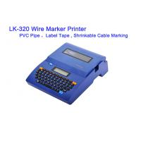 Buy cheap Small Tube Wire Marker Printer Data Commercial Low Consumption Cable Marking Machine product