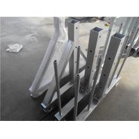 Buy cheap Hot Galvanized Suspended Platform Cradle 3 Sections High Rise Building product