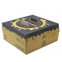 Colorful Custom Corrugated Shipping Boxes Recycled Personalised Delivery Boxes