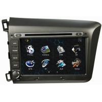 Buy cheap Ouchuangbo car dvd systems for Honda Civic 2012 with car mp3 players OCB-8036 product