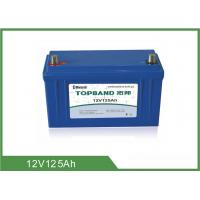 China Topband Lithium Phosphate Battery , Lifepo4 Battery Pack OEM Accepted on sale